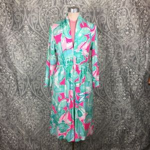 Lilly Pulitzer Alexandra Dress Tropical Pink Sands